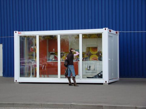Container with shopwindow2