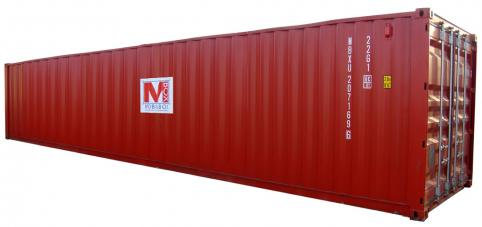 MX40 storage container